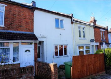 Thumbnail 3 bed terraced house for sale in Warren Avenue, Shirley, Southampton