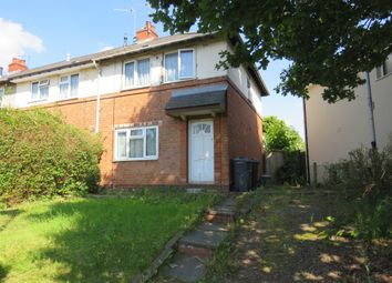 Thumbnail 3 bed end terrace house for sale in Holcombe Road, Tyseley, Birmingham