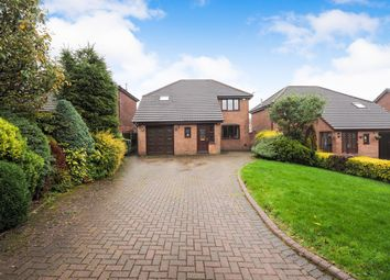 Thumbnail 4 bed detached house for sale in Spinners Way, Oldham, Greater Manchester