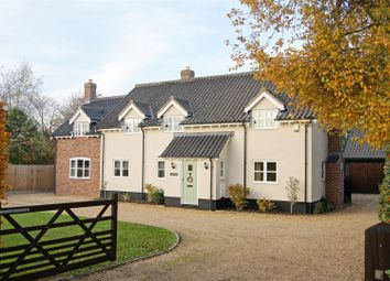 Thumbnail 5 bed detached house for sale in Culford, Bury St. Edmunds
