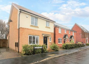 Thumbnail 3 bed detached house for sale in Shuttle Drive, Heywood