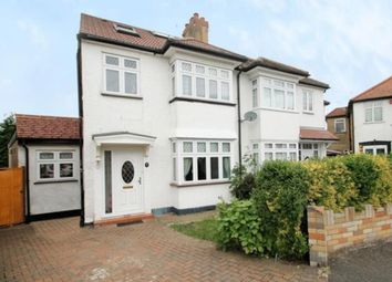 Thumbnail 5 bed semi-detached house to rent in Park Close, Harrow