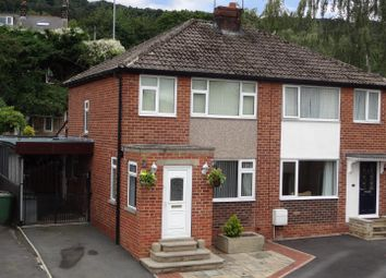Thumbnail 3 bed semi-detached house for sale in Lisker Drive, Otley