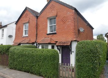 Thumbnail 2 bed semi-detached house to rent in St. Georges Road, Badshot Lea, Farnham