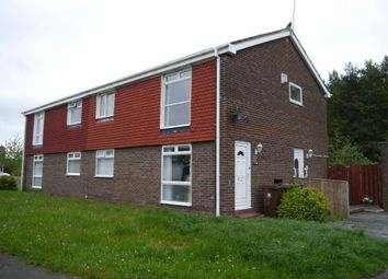 Thumbnail 2 bedroom flat for sale in Sunholme Drive, Hadrian Lodge, Wallsend