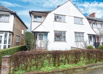 Thumbnail 3 bed end terrace house for sale in Princes Avenue, Acton, London