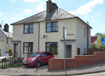 Thumbnail 2 bed semi-detached house for sale in Stratheden Place, Auchtermuchty, Fife
