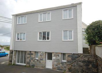 Thumbnail 2 bed flat to rent in Lemon Street, St. Keverne, Helston