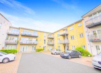 Thumbnail 2 bed flat for sale in Isis House, Chertsey