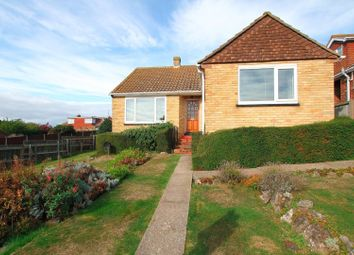 Thumbnail 3 bed detached bungalow for sale in Mill View Road, Herne Bay