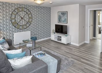 "Thumbnail 2 bedroom flat for sale in ""Block 1 Apartment"" at Mugiemoss Road, Bucksburn, Aberdeen"