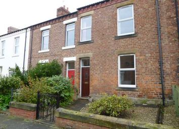 Thumbnail 3 bed terraced house to rent in Countess Avenue, Whitley Bay