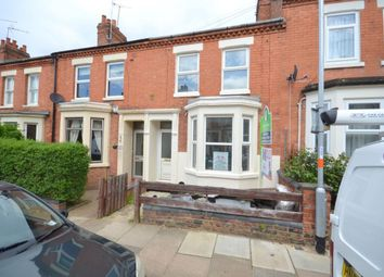 Thumbnail 4 bed terraced house for sale in Shelley Street, Poets Corner, Northampton