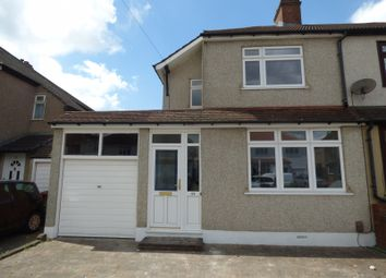 Thumbnail 3 bed property to rent in Winchester Road, Bexleyheath