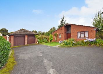 Thumbnail 3 bed detached bungalow for sale in 18 Donnerville Gardens, Admaston, Telford