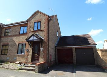 Thumbnail 3 bed semi-detached house for sale in Ellerburn Place, Emerson Valley