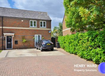 Thumbnail 3 bed end terrace house for sale in Cannon Mews, Waltham Abbey