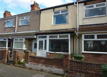 Thumbnail 3 bed terraced house for sale in Barcroft Street, Cleethorpes