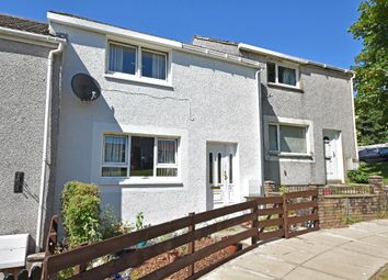 Thumbnail 2 bed terraced house for sale in Braehead, Bonhill, West Dunbartonshire