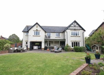 Thumbnail 5 bedroom detached house for sale in Mereworth, Caldy, Wirral