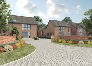 Thumbnail 4 bedroom detached house for sale in Friday Lane, Catherine-De-Barnes, Solihull