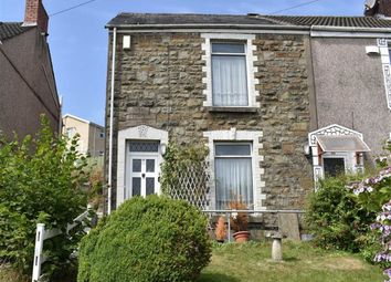 Thumbnail 2 bed end terrace house for sale in Llangyfelach Road, Swansea