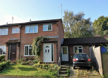 Thumbnail 4 bed semi-detached house for sale in Foxtail Drive, Dibden Purlieu, Southampton