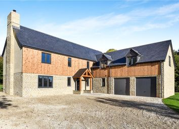 Thumbnail 4 bed detached house for sale in Brains Lane, Sparkford, Yeovil, Somerset