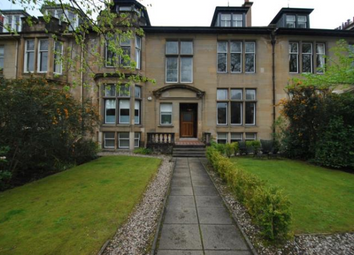 Thumbnail 2 bedroom flat to rent in Cleveden Drive, Glasgow