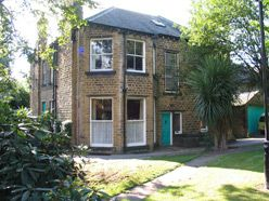 Thumbnail 2 bed flat to rent in Gledholt Bank, Huddersfield