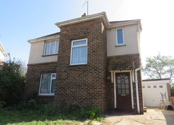 Thumbnail 5 bed detached house for sale in Park Way Close, Southwick, Brighton