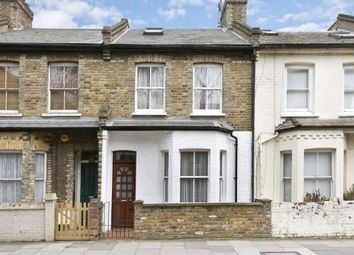 Thumbnail 3 bed terraced house to rent in Moylan Road, Fulham, London