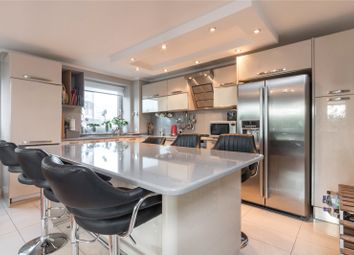 Thumbnail 3 bed flat for sale in Buttermere Court, Boundary Road, London