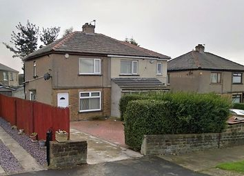 Thumbnail 2 bedroom semi-detached house for sale in Barmby Place West Yorkshire, Bradford BD2, Bradford,