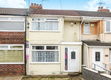 Thumbnail 2 bedroom terraced house for sale in Welwyn Park Avenue, Hull