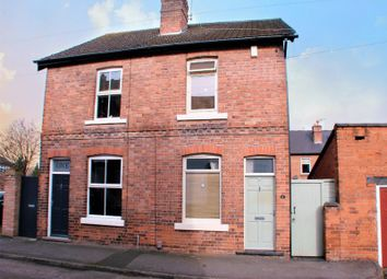 Thumbnail 2 bed semi-detached house for sale in Fenimore Court, Nursery Road, Radcliffe-On-Trent, Nottingham