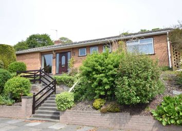 Thumbnail 4 bed bungalow for sale in Westwood Road, Prenton
