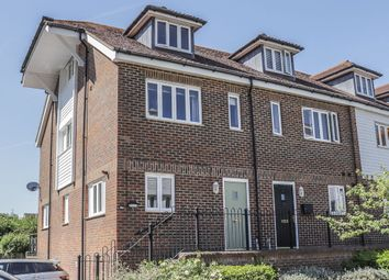 Thumbnail 4 bed end terrace house for sale in Medway Court, Aylesford