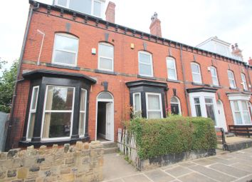 Thumbnail 4 bed end terrace house to rent in Ashville Terrace, Hyde Park, Leeds