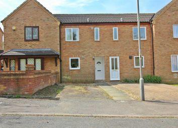Thumbnail 2 bed terraced house for sale in Winsford Hill, Furzton, Milton Keynes