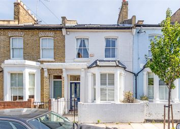 Thumbnail 3 bed terraced house for sale in Broughton Road, Fulham