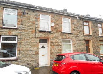 Thumbnail 4 bedroom terraced house for sale in Baglan Street, Pentre