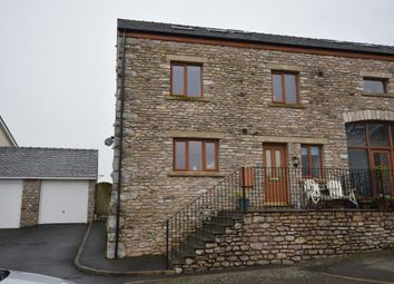 Thumbnail 4 bed semi-detached house for sale in Bay View Road, Baycliff, Ulverston