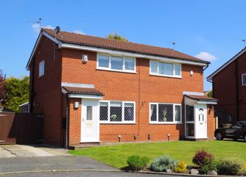 Thumbnail 2 bed semi-detached house for sale in Dunchurch Close, Lostock, Bolton