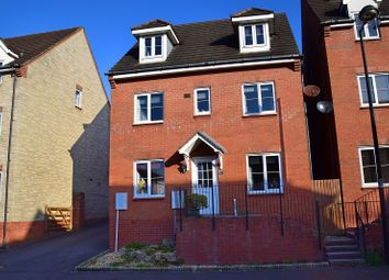 Thumbnail 5 bed detached house for sale in Bryn Dryslwyn, Broadlands, Bridgend.