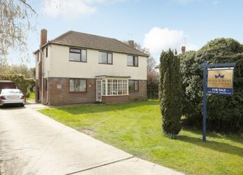 Thumbnail 3 bed detached house for sale in Longtye Drive, Chestfield, Whitstable