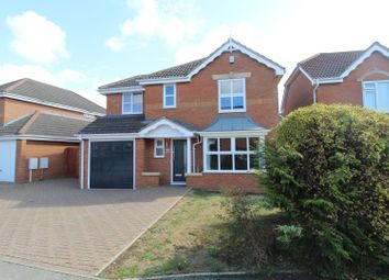 Thumbnail 5 bed detached house for sale in Kingshill Drive, Milton Keynes