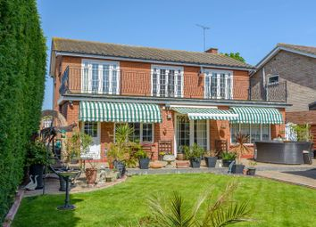 Thumbnail 4 bed detached house for sale in Woodgrange Drive, Southend-On-Sea