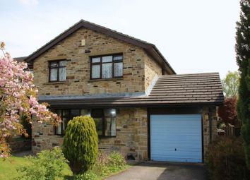 Thumbnail 4 bed detached house for sale in Maple Grove, Fixby, Huddersfield