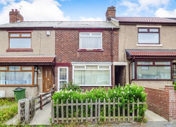 Thumbnail 2 bed terraced house for sale in Dene Road, Blackhall Colliery, Hartlepool